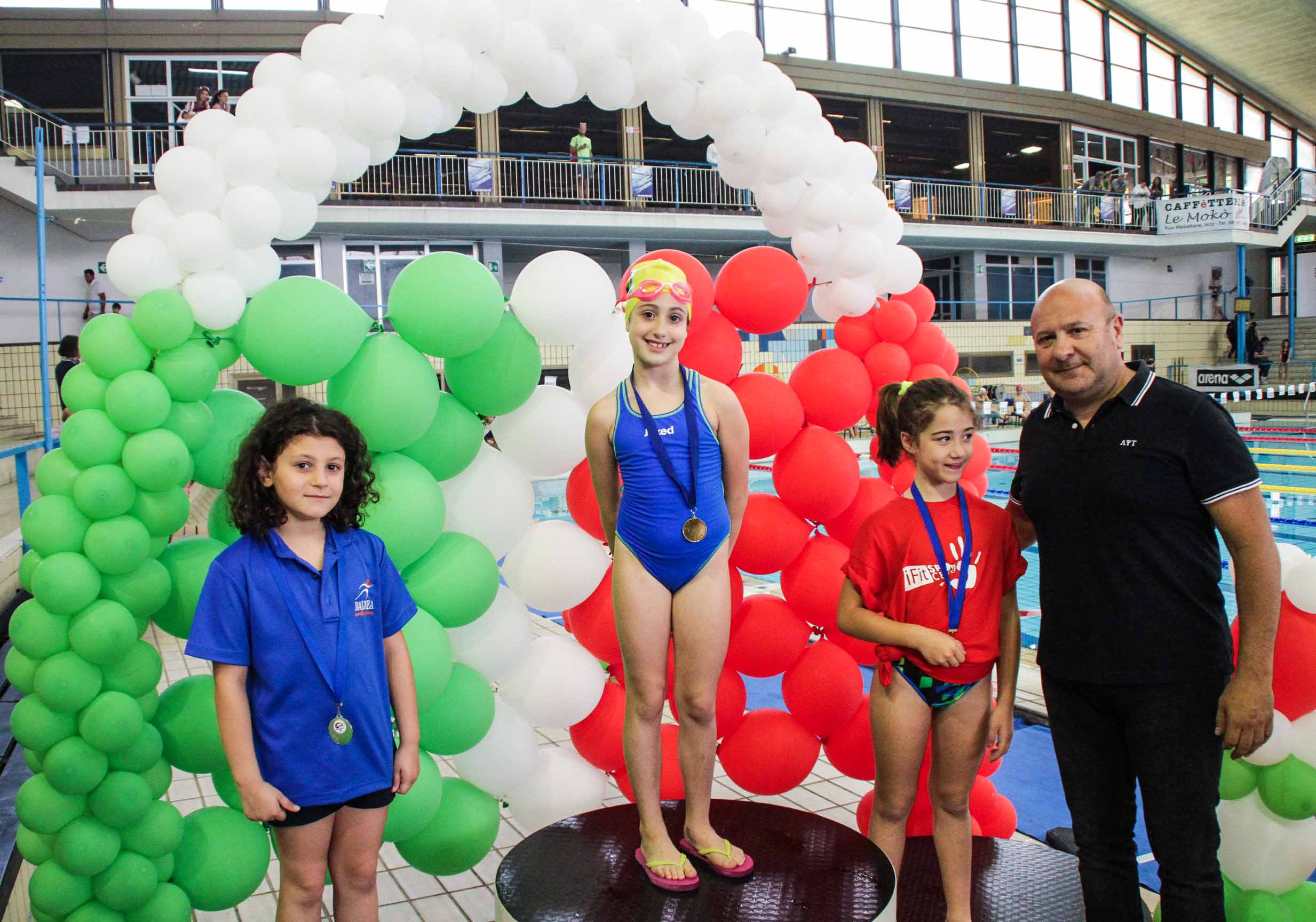 TUTTI IN PISCINA 2015 - 1 - GUARDA ORA